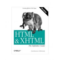 HTML & XHTML The Definitive Guide Book 6th Edition