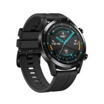 Huawei Watch GT 2 Leather Smartwatch Black