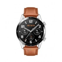Huawei Watch GT 2 Leather Smartwatch Brown