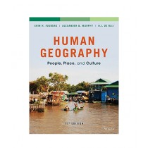 Human Geography People, Place, and Culture Book 11th Edition