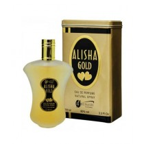 Hunaidi Alisha Gold Eau De Parfum For Men 100ml