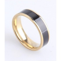 HyperZone Stainless Steel Ring For Men (AFJ1-0152)