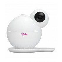 iBaby Care Wi-Fi Video Baby Monitor White (M7)