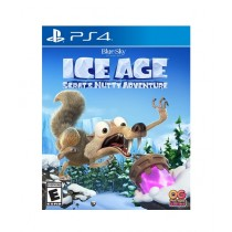 Ice Age Scrat's Nutty Adventure Game For PS4