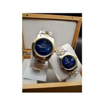 Ideas Couple Watch With Box (0019)
