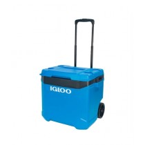 Igloo Latitude Roller 60 Qt Traveling Cooler Blue (49735)