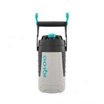 Igloo Proformance Half Gallon Water Bottle Gray/Sky Blue (41890)