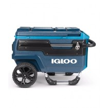 Igloo Trailmate Journey 70 Qt Traveling Cooler Navy Blue (34276)