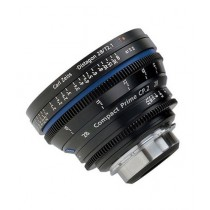 Zeiss Compact Prime CP.2 28mm/T2.1 Cine Lens EF Mount