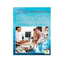 Income Tax Fundamentals 2016 Book 34th Edition