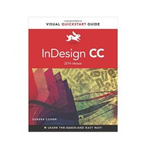 InDesign CC Visual QuickStart Guide Book 1st Edition