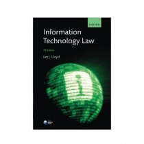 Information Technology Law Book 7th Edition