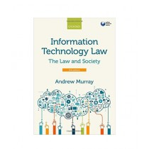 Information Technology Law The Law and Society Book 3rd Edition