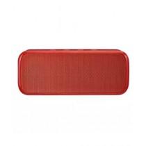 Insignia Portable Wireless Speaker Red