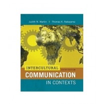 Intercultural Communication in Contexts Book 6th Edition