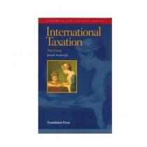 International Taxation Book 3rd Edition