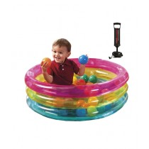 Intex 3-Ring Inflatable Baby Balls For Kids