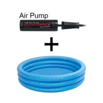 "Intex 4"" Swimming Pool with Air Pump"