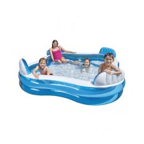 Intex Swim Centre Family Pool With Seats (56475)