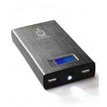 Intocircuit Power Castle 15000mAh Portable Dual Port External Battery Power Bank