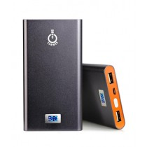Intocircuit Power Castle 12000mAh Portable Dual Port Power Bank