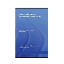 Intra-State Conflict, Governments and Security Book 1st Edition