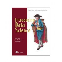 Introducing Data Science Book 1st Edition