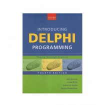 Introducing Delphi Programming Book 4th Edition