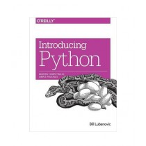 Introducing Python Book 1st Edition