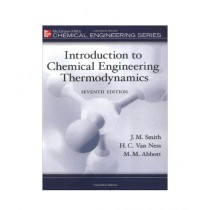 Introduction To Chemical Engineering Thermodynamics Book 7th Edition