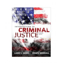 Introduction to Criminal Justice Book 15th Edition
