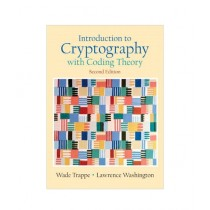 Introduction to Cryptography with Coding Theory Book 2nd Edition