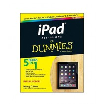iPad All-in-One For Dummies Book 7th Edition