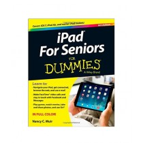iPad For Seniors For Dummies Book 6th Edition
