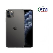 Apple iPhone 11 Pro Max 256GB Dual Sim Space Gray - Official Warranty