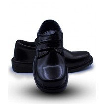 iSkool by iShopping.pk School Shoes For Boy Black (0004)