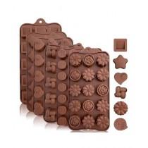 Israr Mall Silicone Chocolate Mold - 1 Piece