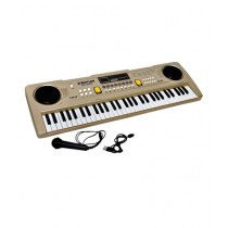 Israr Mall 61 Keys LED Display Piano Keyboard Toy