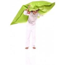 Junior Bean Bag - Lime Green