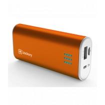 Jackery Bar 6000mAh Portable External Battery Charger Orange