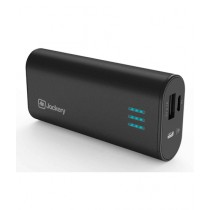 Jackery Bar 6000mAh Portable External Battery Charger Black