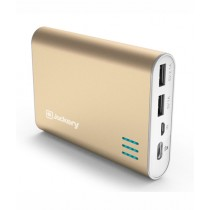 Jackery Giant + 12000mAh Portable External Battery Charger Gold
