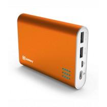 Jackery Giant + 12000mAh Portable External Battery Charger Orange