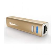 Jackery Mini 3200mAh Premium Portable External Battery Charger Gold