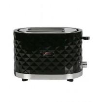 Jackpot 2 Slice Toaster Black (JP-976)