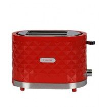 Jackpot 2 Slice Toaster Red (JP-976)