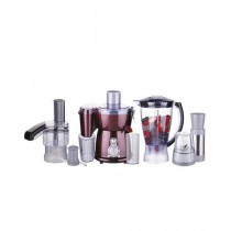Jackpot Food Processor 9-in-1 Red (JP-997)