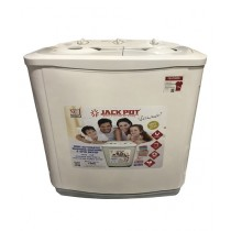 Jackpot Twin Tub Washing Machine 12KG (JP-7077)