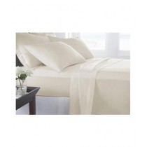 Jamal Home Single Size Bed Sheet With 1 Pillow (0095)