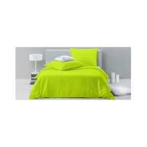 Jamal Home Single Size Bed Sheet With 1 Pillow (0098)